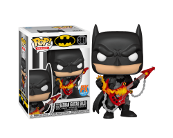 Бэтмен Гитарное соло (Эксклюзив PX) из комиксов Тёмные ночи: Смертельный металл