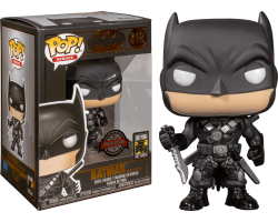 Бэтмен Мрачный Рыцарь из комиксов DC