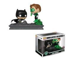 Зеленый Фонарь и Бэтмен Джим Ли (Эксклюзив) из комиксов ДС