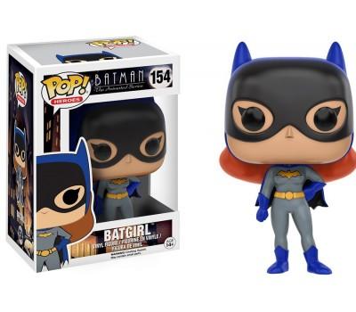 Бэтгерл из вселенной DC