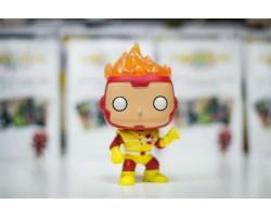 Огненный Шторм из вселенной DC