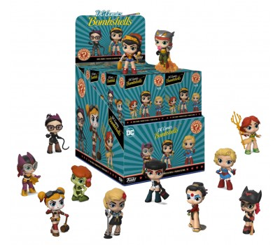 Коробочка Мистери Минис (Mystery Minis) DC Comics – Bombshells