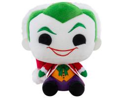 Plush Санта Джокер из серии DC Holiday