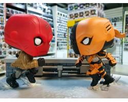 Moments - Красный колпак против Дефстроука (Эксклюзив) из комиксов DC