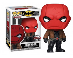 Красный колпак Джейсон Тодд (Эксклюзив) из комиксов DC