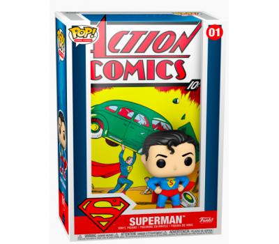 Супермен из серии Comic Covers