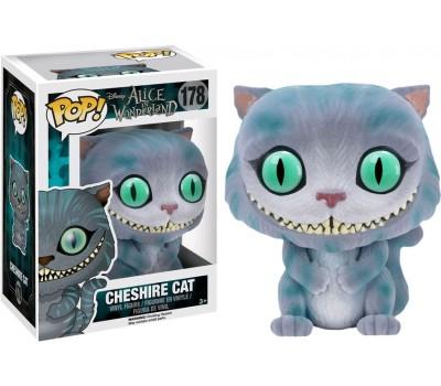 Чеширский кот (флокированный эксклюзив)