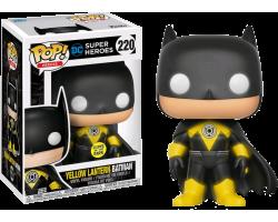 Бэтмен Желтый Фонарь  (GITD - Эксклюзив)