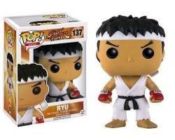 Рю с белой повязкой (Эксклюзив) из игры Street Fighter