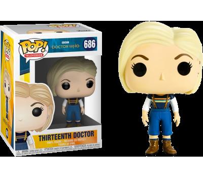 Тринадцатый Доктор из сериала Доктор Кто