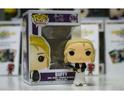 Баффи из сериала Баффи - истребительница вампиров