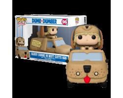 Гарри Данн на фургоне-собаке из фильма Тупой и еще тупее