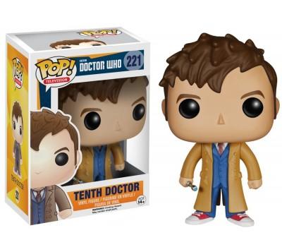 Доктор из сериала Доктор Кто
