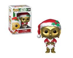 Рождественский C-3PO