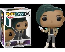Алана с Пистолетом из комикса Сага