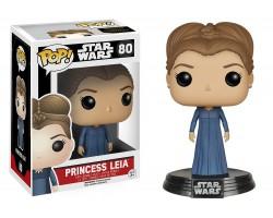 Принцесса Лея из фильма Звездные войны