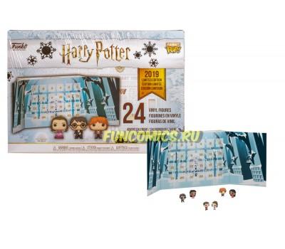 Календарь (Advent Calendar) Гарри Поттер 2019