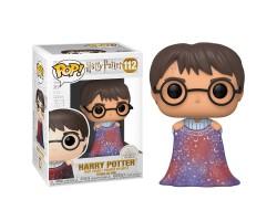 Гарри Поттер с мантией-невидимкой из фильма Гарри Поттер