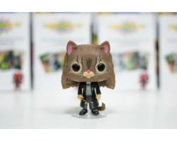 Гермиона Грейнджер в образе кошки из фильма Гарри Поттер