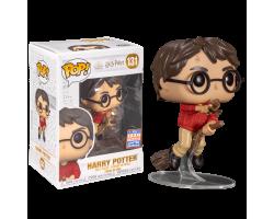 Гарри Поттер на метле (Эксклюзив Virtual FunKon 2021) из фильма Гарри Поттер