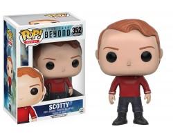 Скотти из киноленты Star Trek