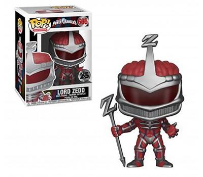 Lord Zedd Power Rangers