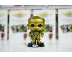C-3PO из фильма Звездные войны