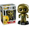 C-3PO из фильма Звездные войны - уценка