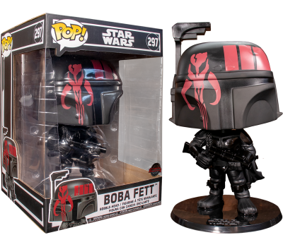 Боба Фетт - 10 дюймов (Эксклюзив) из саги Звездные войны