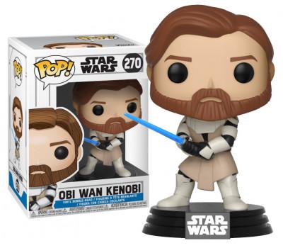 Оби-Ван Кеноби из мультфильма Войны клонов