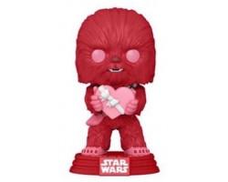 Чубакка с сердцем из серии Star Wars: Valentines