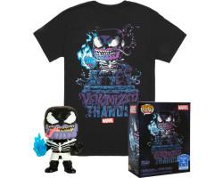 Фигурка и футболка Веном Танос