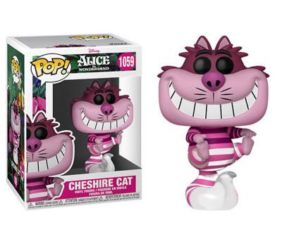 Чеширский Кот с прозрачным хвостом из мультфильма Алиса в Стране Чудес