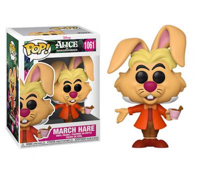 Мартовский заяц из мультфильма Алиса в Стране Чудес