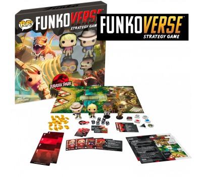 Настольная игра Парк Юрского периода (Base Set) от Funko