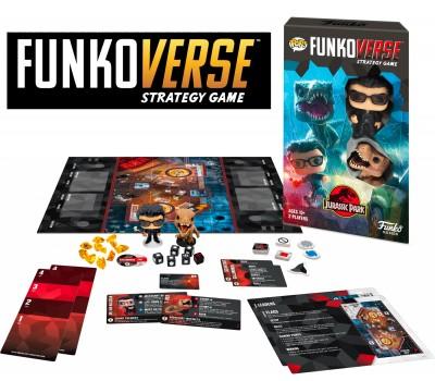 Настольная игра Парк Юрского периода (Expandalone)  от Funko