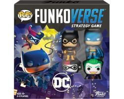 Настольная игра DC (Base Set)
