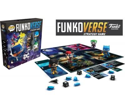 Настольная игра DC (Base Set) от Funko