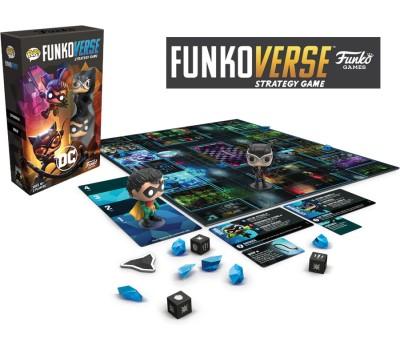 Настольная игра DC (Expandalone)  от Funko