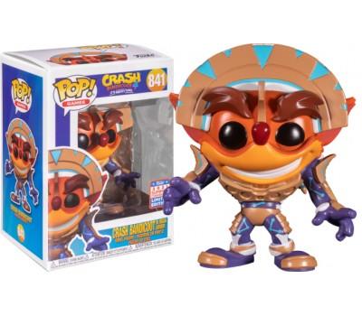 Крэш Бандикут в маске (2021 Summer Convention Exclusive) из игры Crash Bandicoot