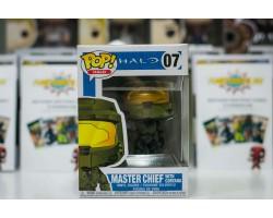 Мастер Чиф и Кортана из игры Halo