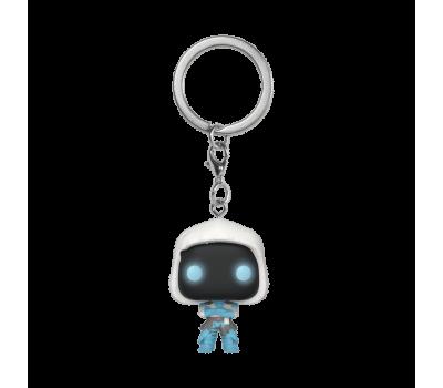 Брелок (Keychain) Ледяной Ворон из игры Fortnite
