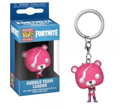 Брелок (Keychain) Капитан команды по обнимашкам из игры Fortnite