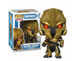 Несокрушимый рыцарь из игры Fortnite