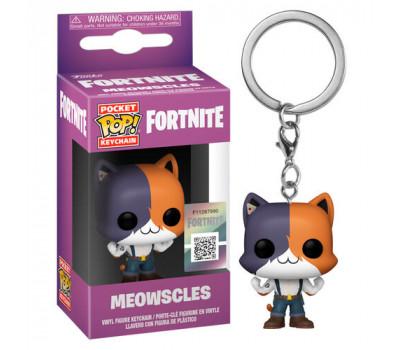 Брелок (Keychain) Мистер Мускул из игры Fortnite