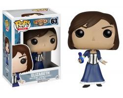 Элизабет из игры BioShoc
