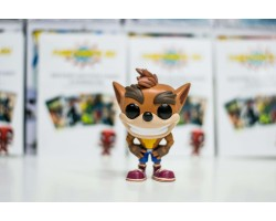 Крэш из игры Crash Bandicoot