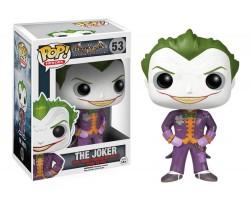 Джокер из игры Бэтмен: Лечебница Аркхэм