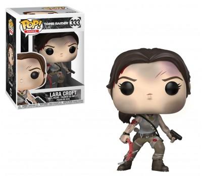 Лара Крофт из фильма  Tomb Raider: Лара Крофт