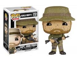 Джон Прайс из игры Call of Duty